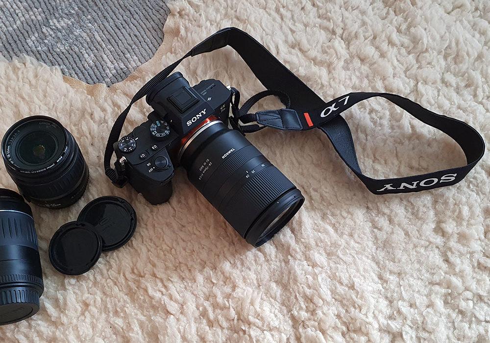 Mein Foto-Equipment